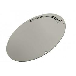 Strainer Cap Front Plate GGX
