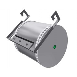 DRUM ROLLER CW WIPER ASSEMBLY